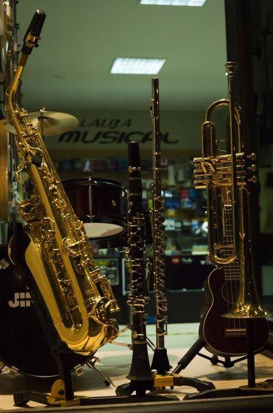 Profesjonalny sklep ze sprzętem muzycznym