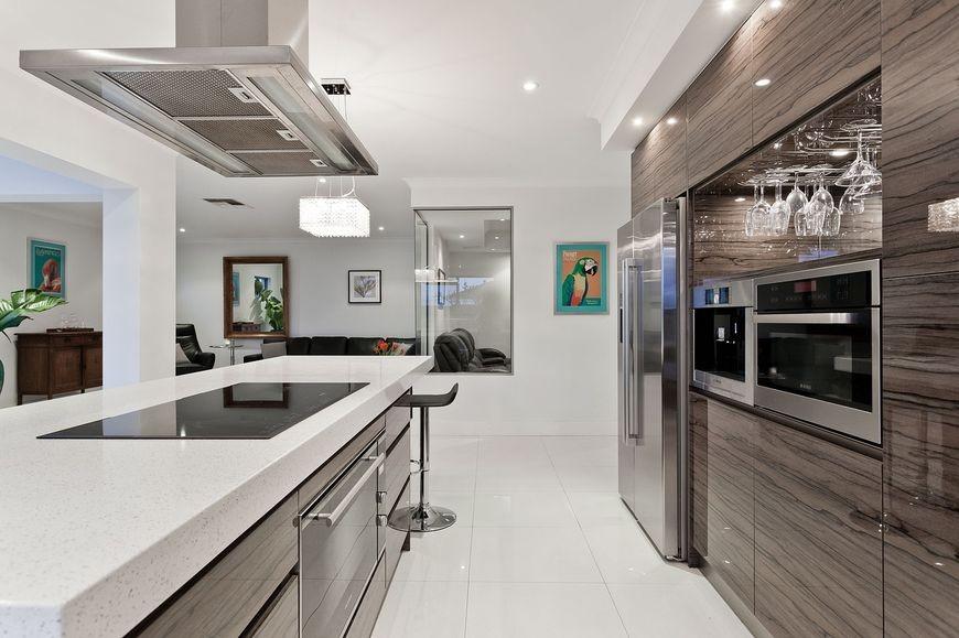 Designerska kuchnia od projektanta