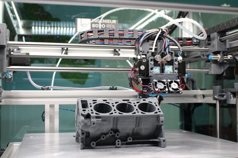 Starannie wykonywane skanowanie 3D